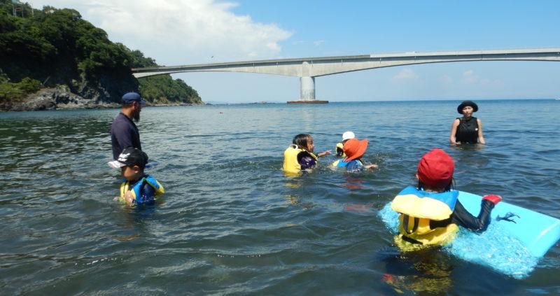 海遊びキャンプ2020 1日目